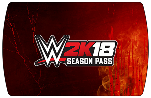 WWE 2K18 Season Pass (ключ для ПК)