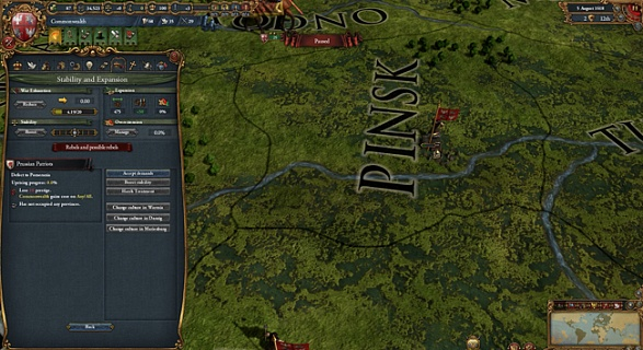 Europa Universalis IV – Songs of War Music Pack (ключ для ПК)