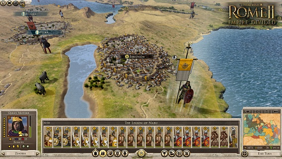 Total War Rome II – Empire Divided Campaign Pack
