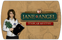 Jane Angel Templar Mystery