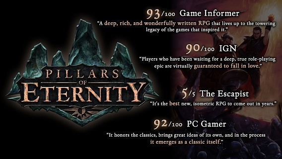 Pillars of Eternity Hero Edition (ключ для ПК)