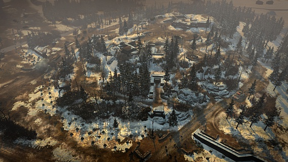 Company of Heroes 2: Ardennes Assault - Fox Company Rangers