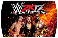 WWE 2K17 - NXT Enhancement Pack