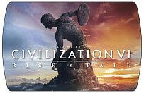 Sid Meier's Civilization 6 – Rise and Fall