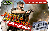 Jagged Alliance: Back in Action – Night Specialist Kit