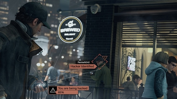 Купить Watch Dogs Deluxe Edition