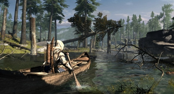 Assassin's Creed III - The Infamy