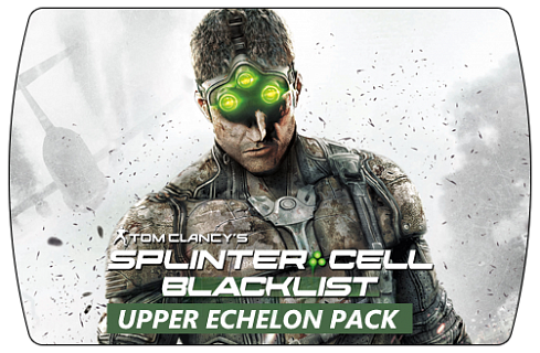 Tom Clancy's Splinter Cell Blacklist – Upper Echelon Pack