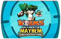 Worms Ultimate Mayhem Deluxe Edition