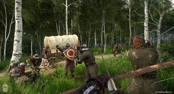 Kingdom Come Deliverance – From the Ashes (ключ для ПК)