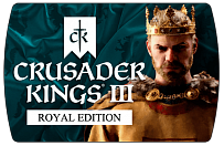 Crusader Kings III Royal Edition (ключ для ПК)
