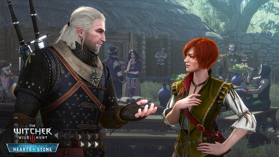 The Witcher 3 Wild Hunt – Hearts of Stone (ключ для ПК)