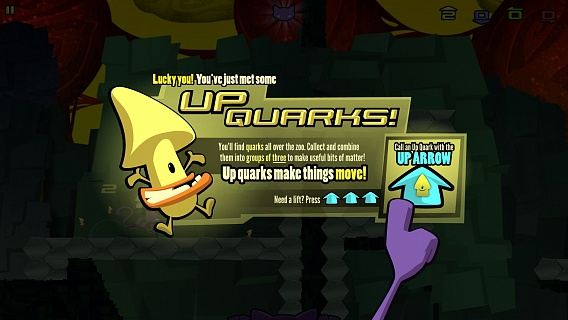 Schrodinger's Cat And The Raiders Of The Lost Quark