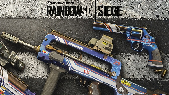 Купить Tom Clancy's Rainbow Six: Siege. Racer 23 Bundle