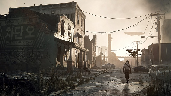 Homefront The Revolution (ключ для ПК)