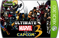 Ultimate Marvel vs. Capcom 3 для Xbox 360