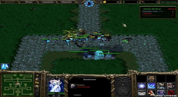 Warcraft 3 The Reign of Chaos (ключ для ПК)