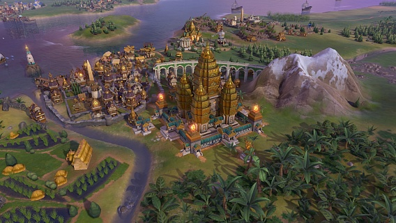 Sid Meier's Civilization 6 – Khmer and Indonesia Civilization & Scenario Pack