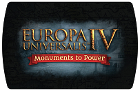 Europa Universalis IV – Monuments to Power Pack (ключ для ПК)