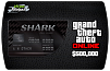500000 $ для ГТА 5 (Grand Theft Auto 5 Online) – GTA 5 Bull Shark Cash Card (ключ для ПК)