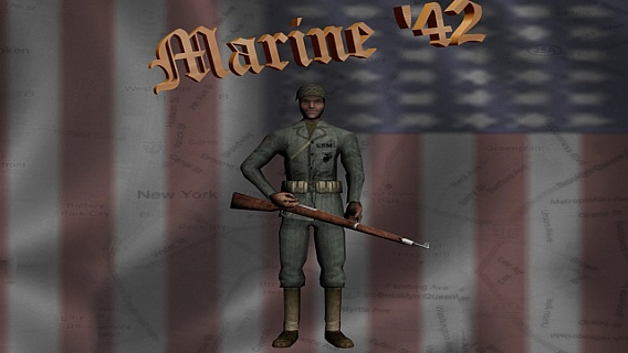 Hearts of Iron III – US Infantry Sprite Pack