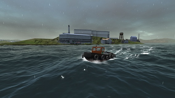 Ship Simulator Extremes Inland Shipping (ключ для ПК)