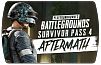 PlayerUnknown's Battlegrounds (PUBG) – Survivor Pass 4 Aftermath (ключ для ПК)