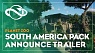 Planet Zoo: South America Pack | Announce Trailer