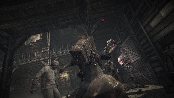 The Evil Within – The Executioner