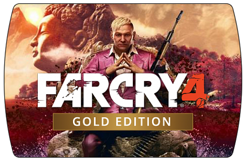 Far Cry 4 Gold Edition (ключ для ПК)