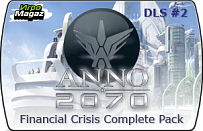 Anno 2070 – The Financial Crisis
