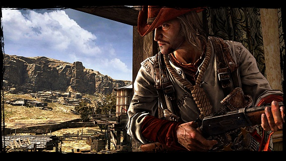 Call of Juarez Gunslinger (ключ для ПК)