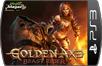 Golden Axe: Beast Rider для PS3