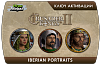 Crusader Kings II – Iberian Portraits (ключ для ПК)
