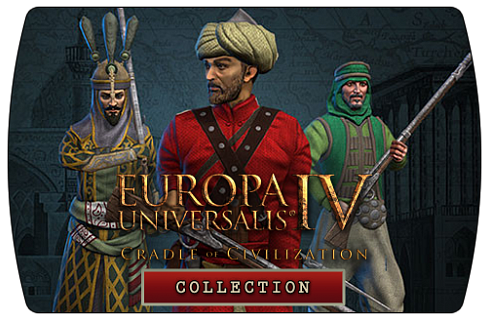 Europa Universalis IV – Cradle of Civilization Collection (ключ для ПК)