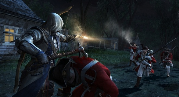 Assassin's Creed III – The Betrayal