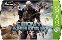 Enemy Territory: Quake Wars для Xbox 360