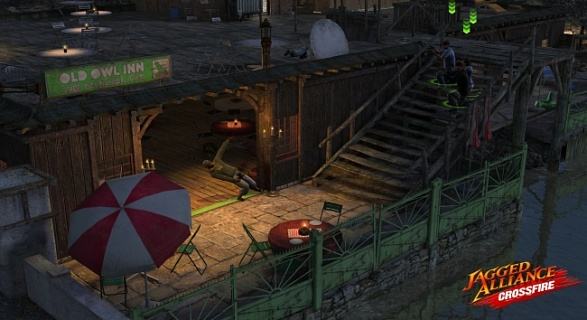 Jagged Alliance Crossfire (ключ для ПК)