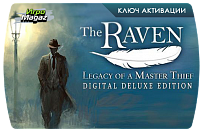 The Raven – Legacy of a Master Thief Digital Deluxe (ключ для ПК)