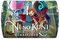 Ni no Kuni Wrath of the White Witch Remastered (ключ для ПК)