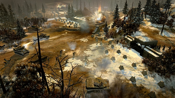 Купить Company of Heroes 2: Ardennes Assault - Fox Company Rangers