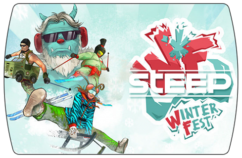 Steep – Winterfest Pack