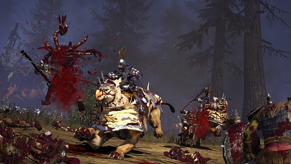 Total War Warhammer – Blood for the Blood God