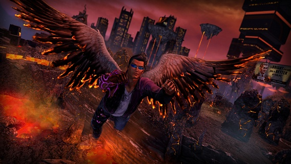Saints Row Gat out of Hell (ключ для ПК)