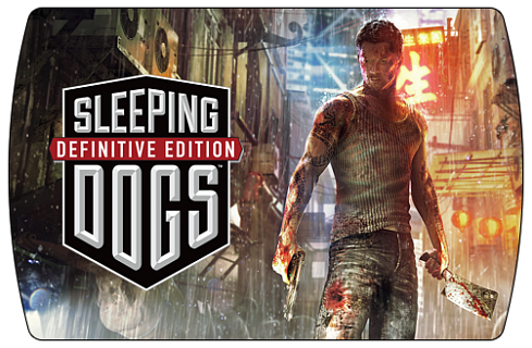Sleeping Dogs Definitive Edition (ключ для ПК)