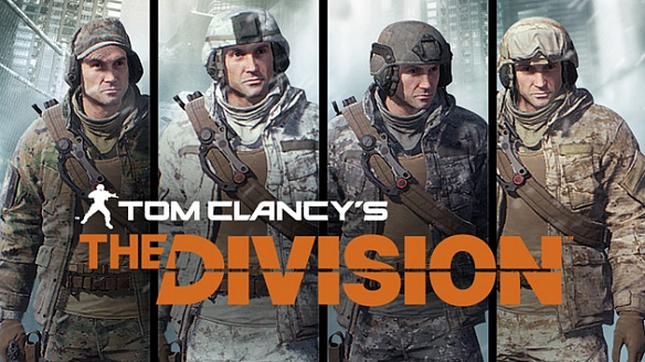 Купить Tom Clancy's The Division - Marine Forces Pack
