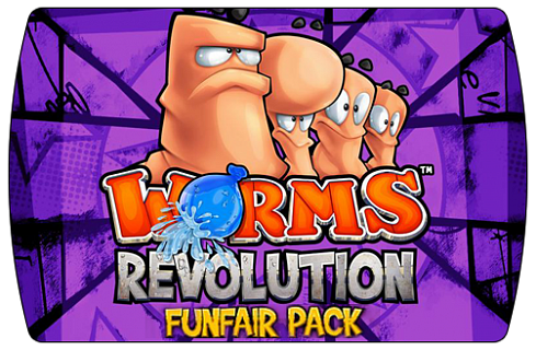 Worms Revolution - Funfair