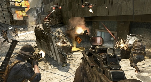 Call of Duty Black Ops 2 (ключ для ПК)