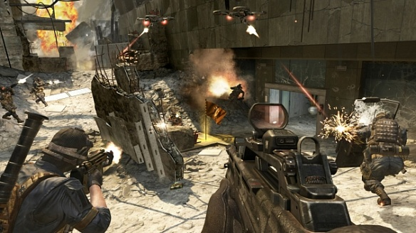 Купить Call of Duty: Black Ops II