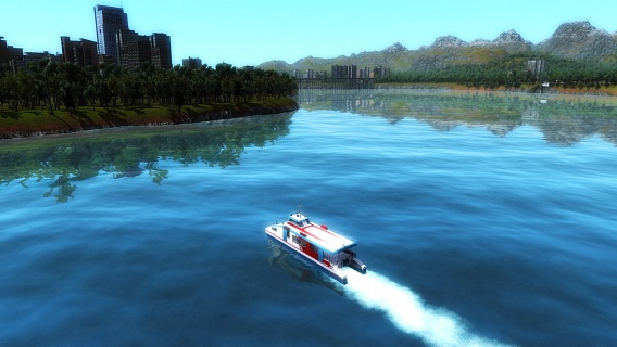 Cities in Motion 2 – Wending Waterbuses